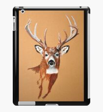 White-tailed Deer Buck by Dennis Dalton iPad Case/Skin
