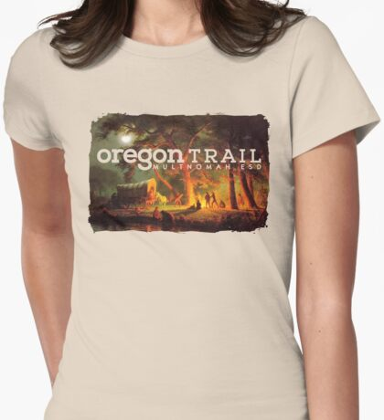 Campfire on the Trail T-Shirt