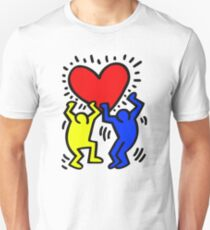 keith haring Unisex T-Shirt