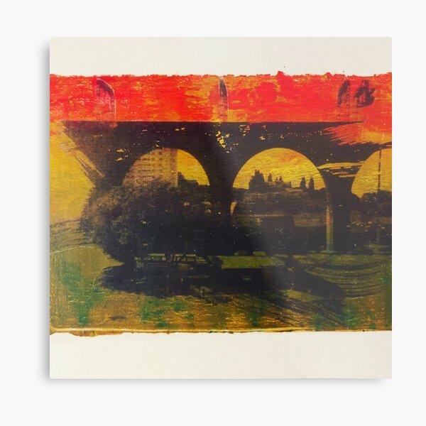 Stockport viaduct Metal Print