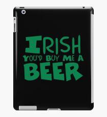 IRISH iPad Case/Skin