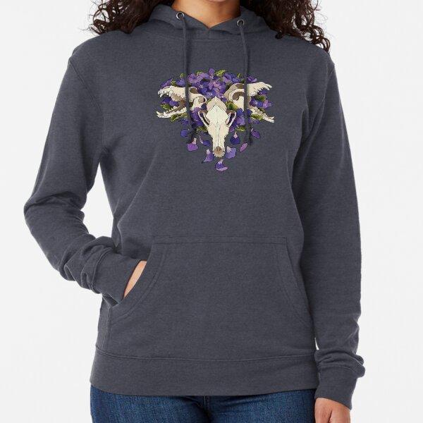 Dog violet- Cerberus Lightweight Hoodie