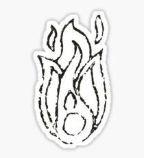 Ember Badge (Stamp) Sticker