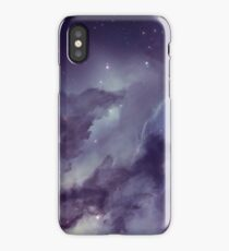 White Space iPhone Case/Skin
