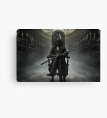 The Old Hunters Canvas Print