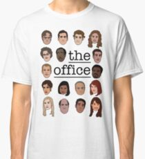 The Office Crew Classic T-Shirt