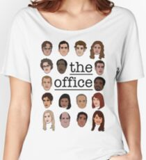 The Office Crew Women's Relaxed Fit T-Shirt