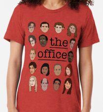 The Office Crew Tri-blend T-Shirt