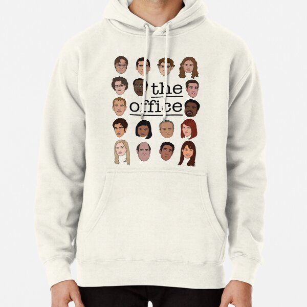 The Office Crew Pullover Hoodie