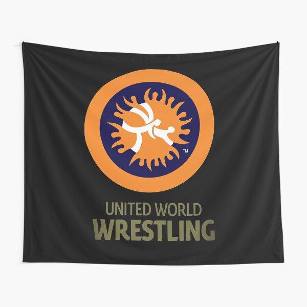 United World Wrestling Tapestry