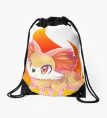 Fennekin Drawstring Bag