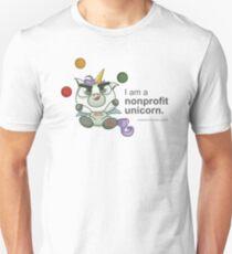 I AM A NONPROFIT UNICORN! T-Shirt