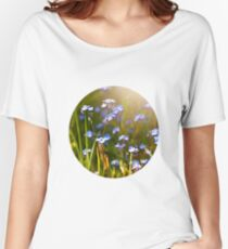 Forget me not   Women's Relaxed Fit T-Shirt