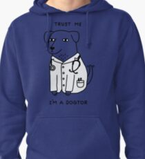 Dogtor Pullover Hoodie