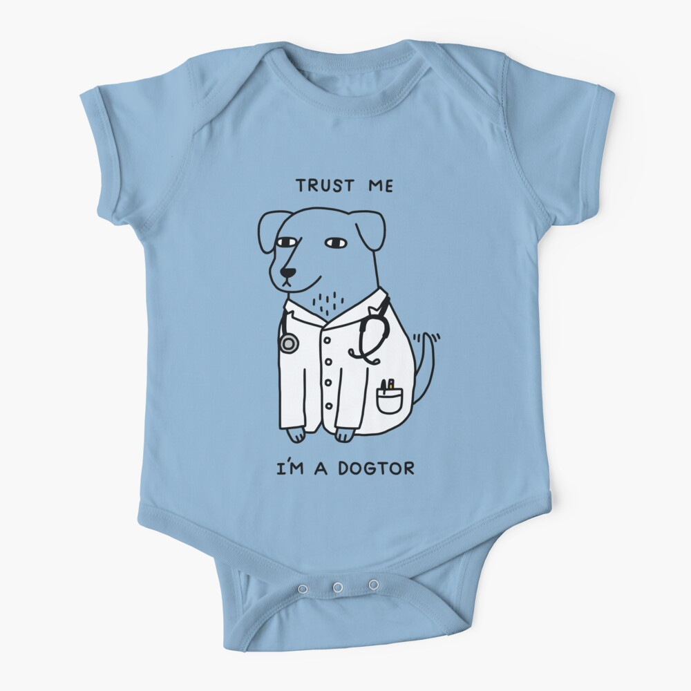 Dogtor Baby One-Piece