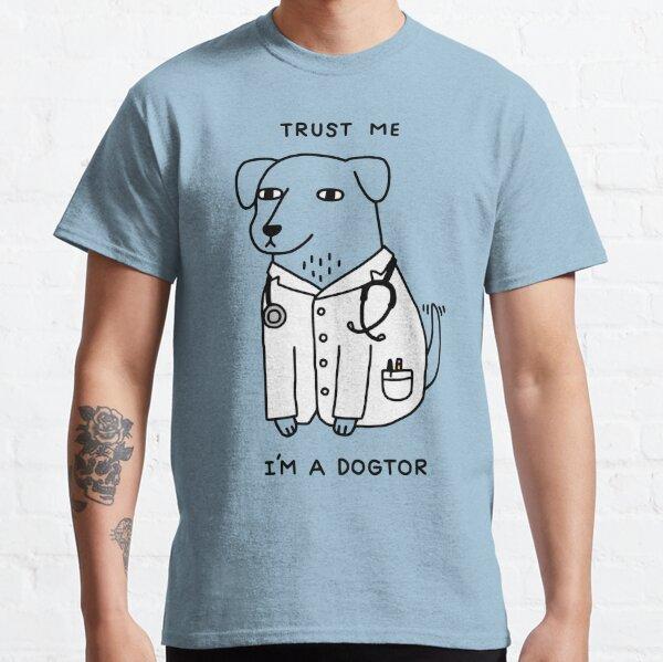Dogtor Camiseta clásica