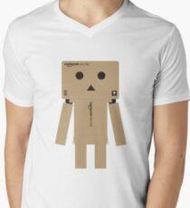 Danbo Men's V-Neck T-Shirt