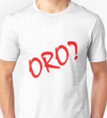 Rurouni Kenshin Oro? Red T-Shirt