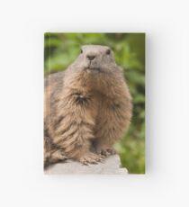 Marmota Marmota Hardcover Journal