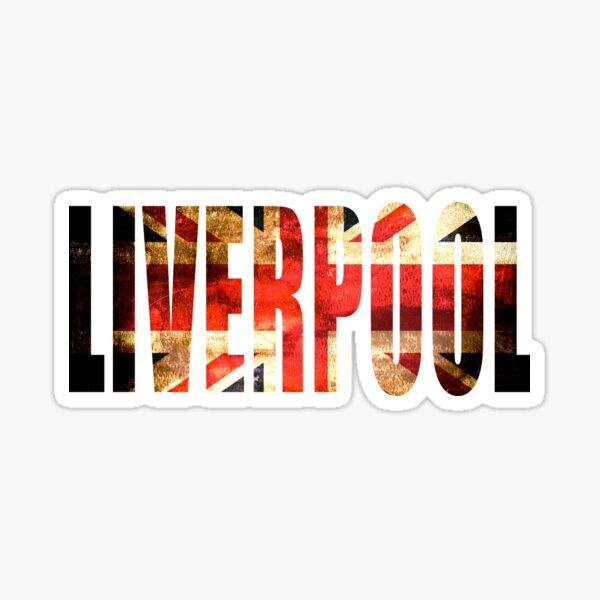 Liverpool 2 City FC England Great Britain Sticker