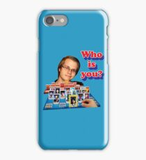 Who is you? Armada SSBM Guess who iPhone Case/Skin