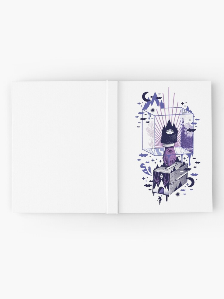 Alternate view of Nonsensical Hardcover Journal
