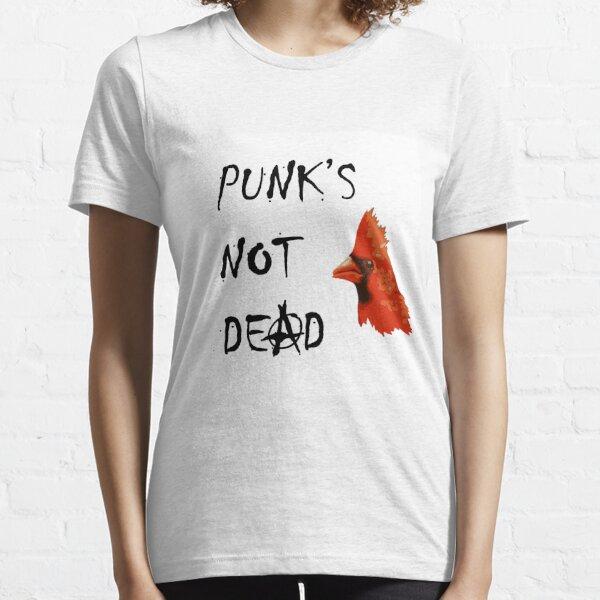 Cardinal Punk's Not Dead Essential T-Shirt