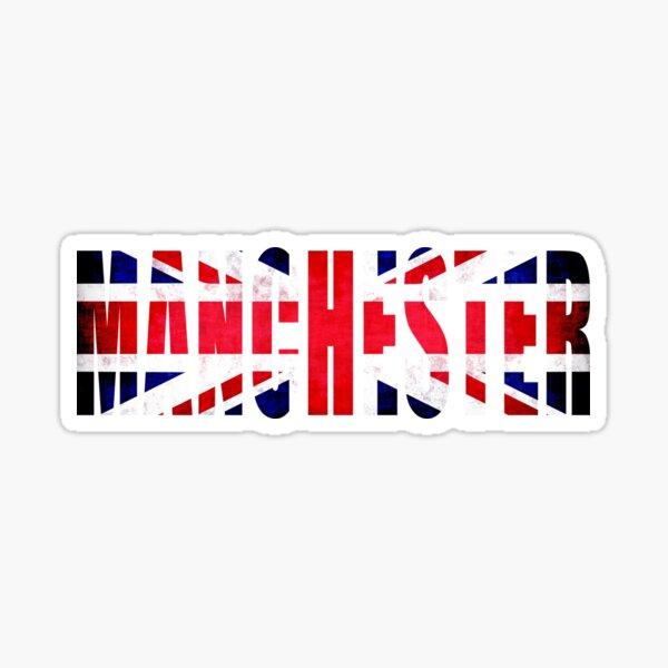 Manchester 2 City FC England Great Britain Sticker