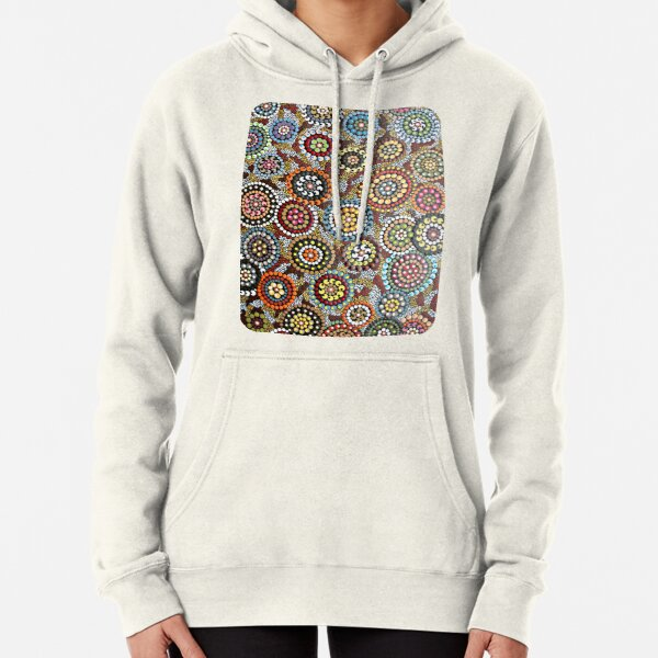 Circles of Life Pullover Hoodie