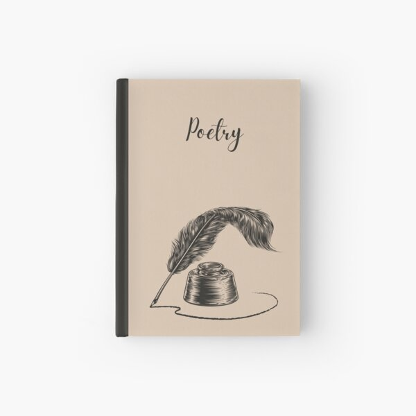 Poetry Hardcover Journal