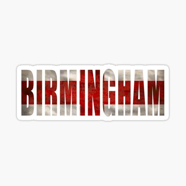 Birmingham City FC England Great Britain Sticker