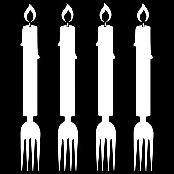 Four candles by w1ckerman