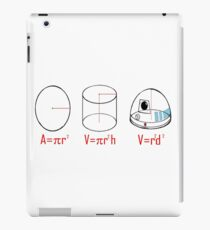 R2D2 Maths Joke iPad Case/Skin