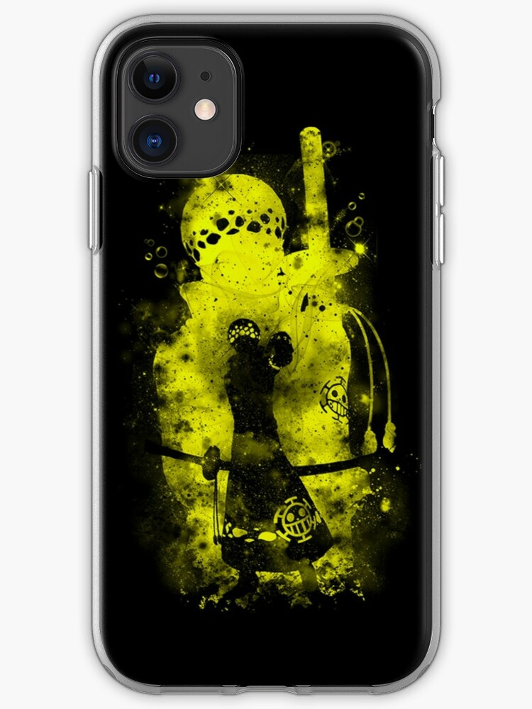 Trafalgar Law iphone 11 case