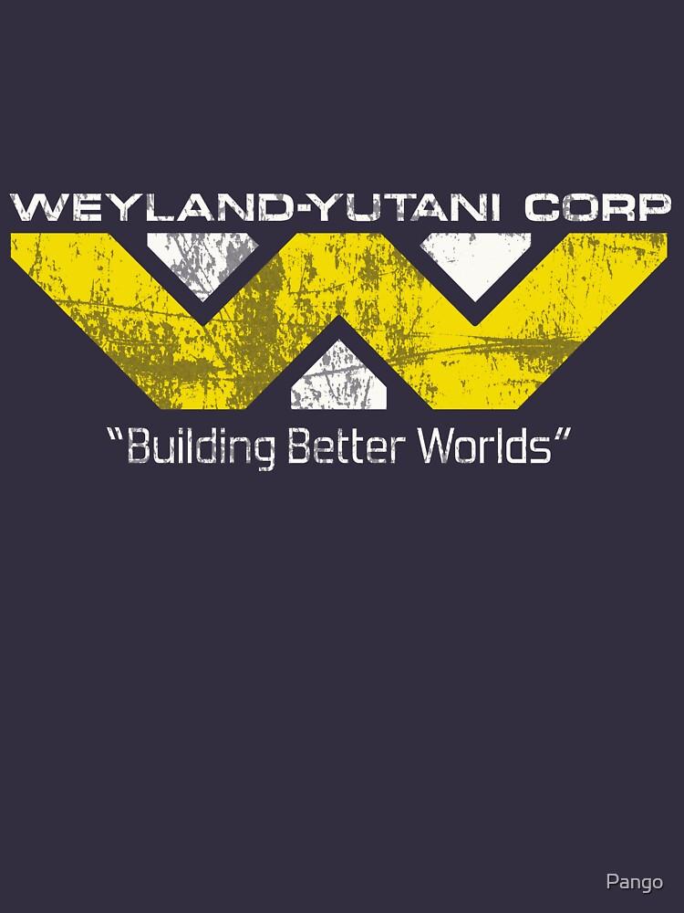 Weyland Yutani (Scuffed logo) | Unisex T-Shirt