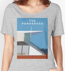 The Ponderosa Women's Relaxed Fit T-Shirt