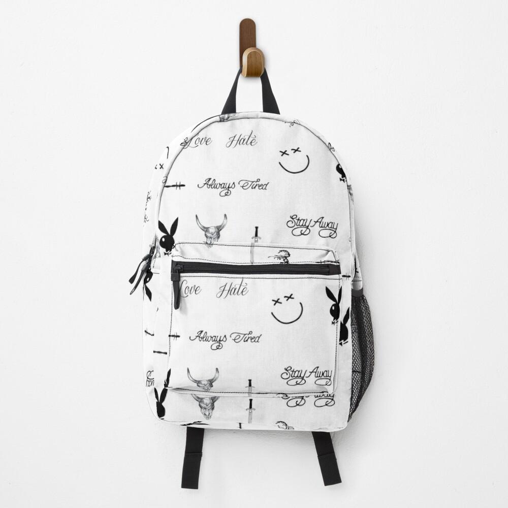 Posty Malone Tattoo Pack Backpack