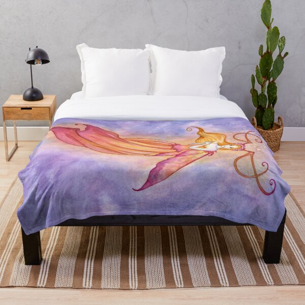 Firefly Throw Blanket