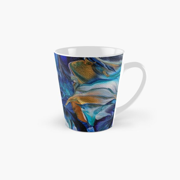Deep wave 1 Tall Mug