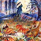 Harvest Moon by Robin Monroe
