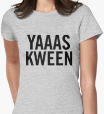 Yas Kween. Women's Fitted T-Shirt