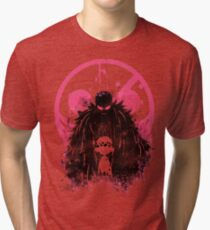 Doflamingo Art Tri-blend T-Shirt