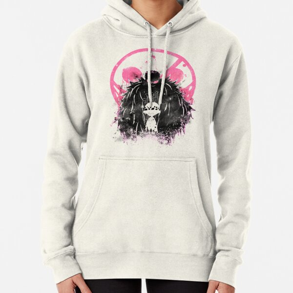 Doflamingo Art Pullover Hoodie