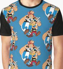 Asterix & Obelix Graphic T-Shirt