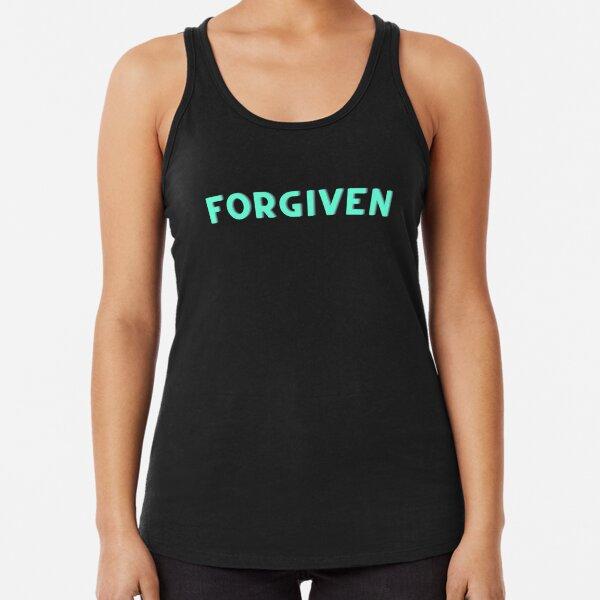 Forgiven Racerback Tank Top
