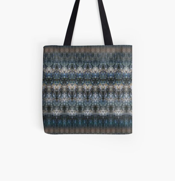 2 Tapestry 2 All Over Print Tote Bag