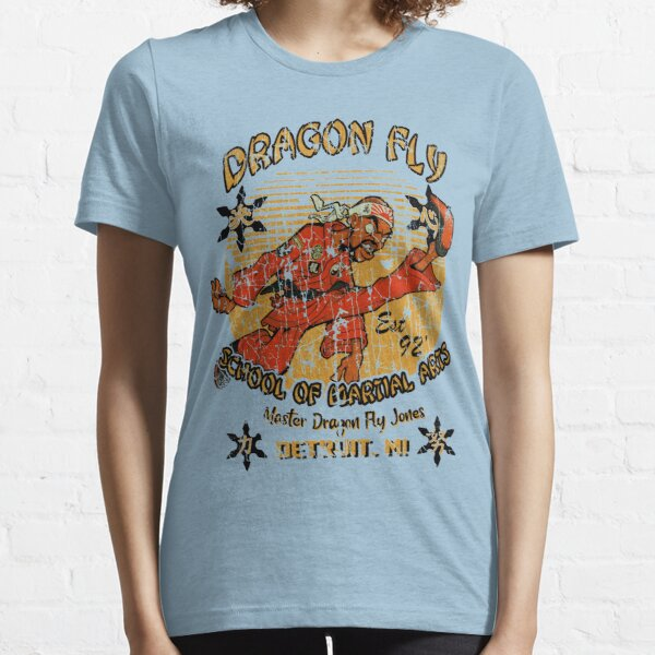Dragon Fly Martin Lawrence 90s Vintage Essential T-Shirt
