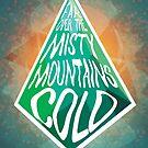 Misty Mountain  by KitsuneDesigns