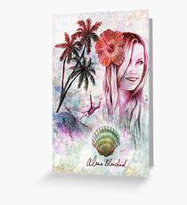Alana Blanchard Greeting Card