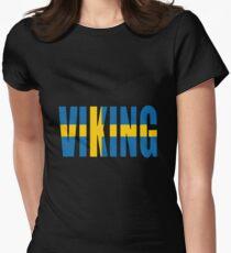 Viking (sweden) Women's Fitted T-Shirt